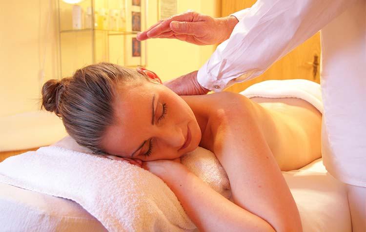 Sauna & Massage